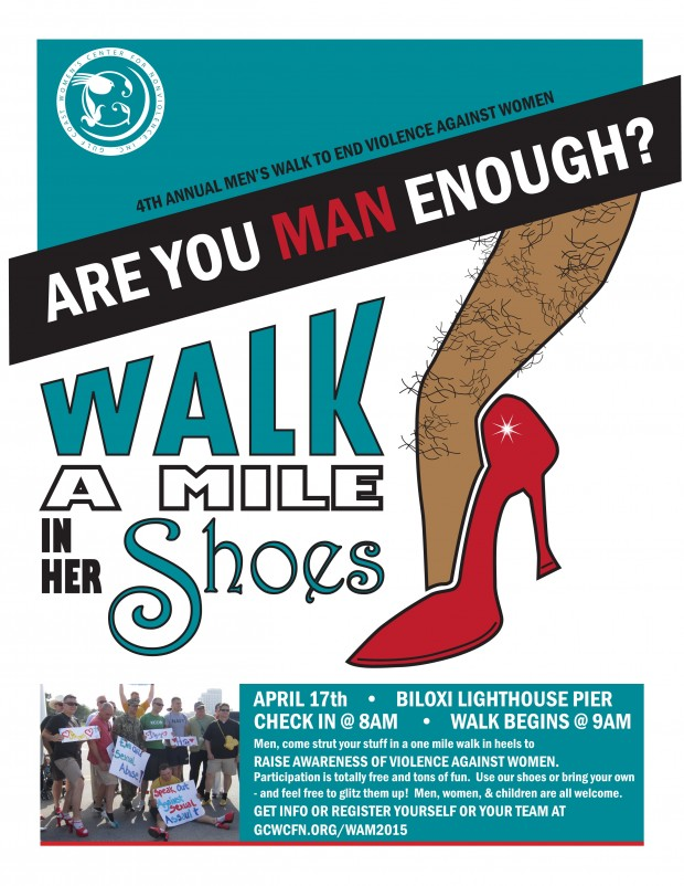 4th Annual Men's Walk to End Violence Against Women